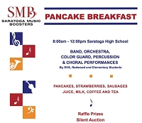 Pancake Breakfast Silent Auction payment