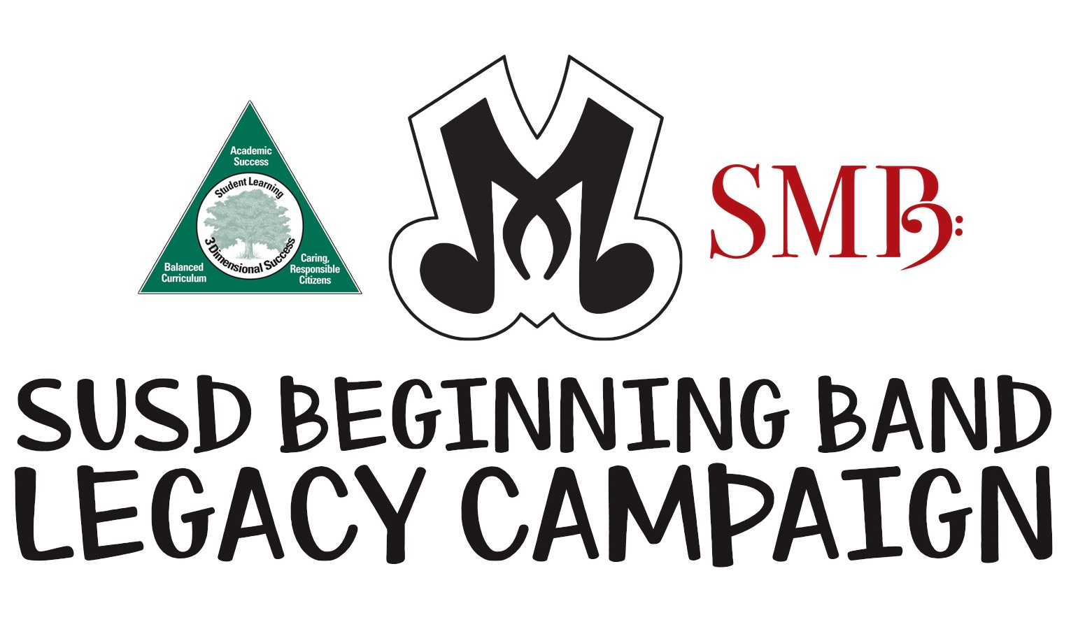 SUSD Beginning Band Legacy Campaign