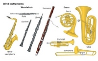 RMS Woodwind & Brass Sectionals 2018-2019 Program